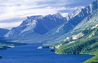 »Great Parks of the West - Kanada Mietwagenrundreise«