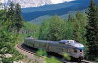 »Erleben Sie Kanada mit dem Zug«