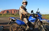 »Motorradtour Australien Outback - Ab durch die Mitte«