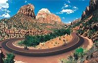 »Motorradreise USA - Motorradtour Western Highlights«