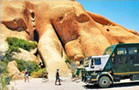 »Namibia Explorer Rundreise Safari - Erlebnis pur«