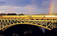 »Shongololo Express - Zugreise Südliches Afrika«