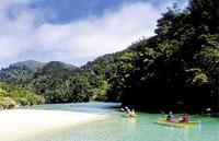 »Neu(see)land entdecken - Mietwagenreise Neuseeland«