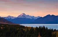 »Rundreise Neuseeland - Gletscher und Geysire«