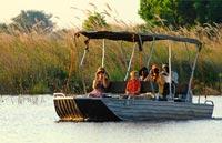»Okavango Reise - Durch Botswana bis zu den Victoriafällen«