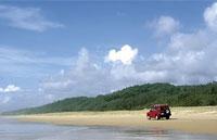 »Ostküste auf eigene Faust - Mietwagenreisen Australien«