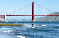 »Goldene Brücken und Grandiose Canyons - USA Reise«