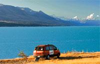 »Billiges Campmobil für Backpacker Neuseeland«