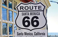 » Legend�re Route 66 - Rundreise Mietwagen USA «