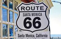 »Legendäre Route 66 - Rundreise Mietwagen USA«