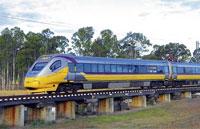 »Mit der Bahn durch Australien: Züge in Queensland«