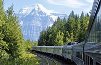 »VIA Rail - The Canadian Kanada Zugreise«