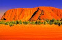 »Reise zum Uluru / Ayers Rock - Rundreise Australien«
