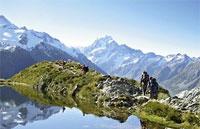 »Wander-Studienreise Neuseeland«