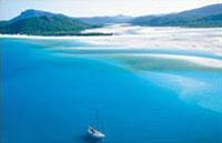 »Whitsunday Segelkreuzfahrten - Traumurlaub Australien«