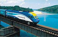 »XPT - Mit der Bahn günstig durch Australien reisen«