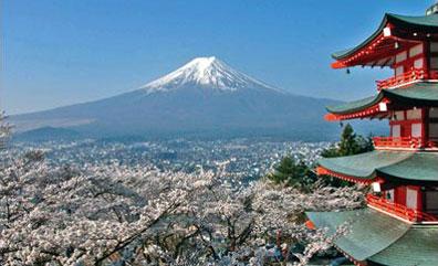 »Japanreise Kultur & Natur - Mt. Fuji, Kyoto, Nara«
