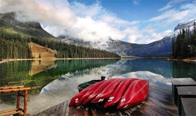 »Kanada Erlebnisreisen: Busrundreisen und Mietwagenreisen«