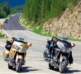 »Kanada Motorradreise Rocky Mountains«