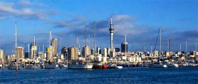»Auckland - Reise Höhepunkte Australiens und Neuseelands«