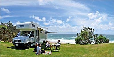 »Sie suchen einen Camper für Ihren Neuseelandurlaub?«