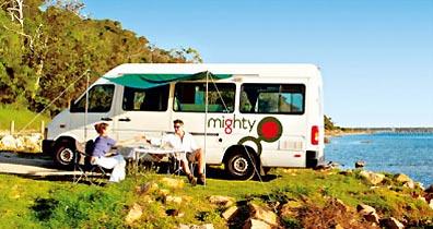 »Wohnmobil Reisen - individuell durch Neuseeland fahren«