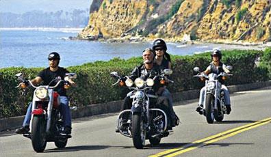 »Erlebnisreiche USA Motorradreise: Erfahre den Westen«
