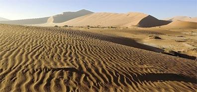 »Die roten Dünen des Sossusvlei - Dünen, Himbas & Etosha«