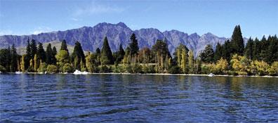 »New Zealand Splendour - Neuseelandreise Mietwagen«