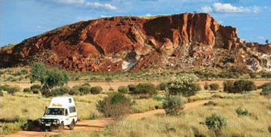 »Wohnmobil mieten: Wohnmobilvermietung in Australien«