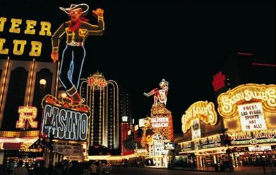 »Downtown Las Vegas - Höhepunkte des Westens der USA«