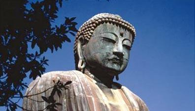 »Großer Buddha von Kamakura - Korea und Japan Reise«