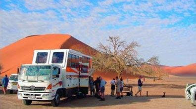 »Namibia Reise: unendliche Freiheit, farbenprächtige Wildnis«