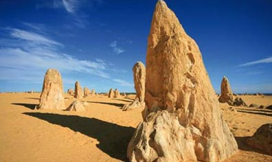 » Pinnacles, Nambung Nationalpark - Australien Reise «