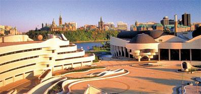 »Kanada Highlights: Museum of Civilization, Ottawa«