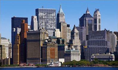 »New York City, Skyline - Mietwagenreise Ostküste USA Kanada«