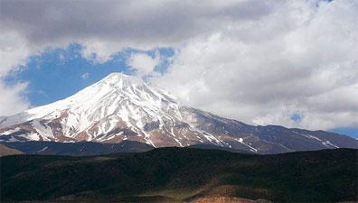 »Besteigung des Damavand - höchster Berg im Iran«