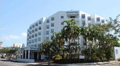 »Novotel Atrium Darwin - Ihr Hotel in Darwin, Australien«