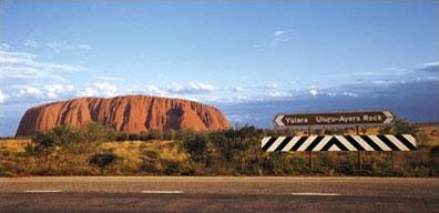 »Die Höhepunkte im Roten Zentrum Australiens«