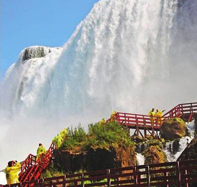 »Niagarafälle - Busreise duch die USA und Kanada«