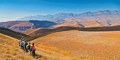 »Südafrika Wanderstudienreise - Südafrika hautnah«