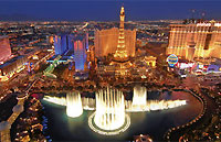 »Western Triangle - Reise ab Los Angeles bis Las Vegas«