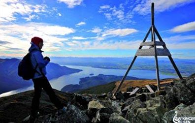 »Neuseeland Trekkingreise: Unterwegs auf dem Kepler-Trek«